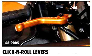 Click-N-Roll Levers